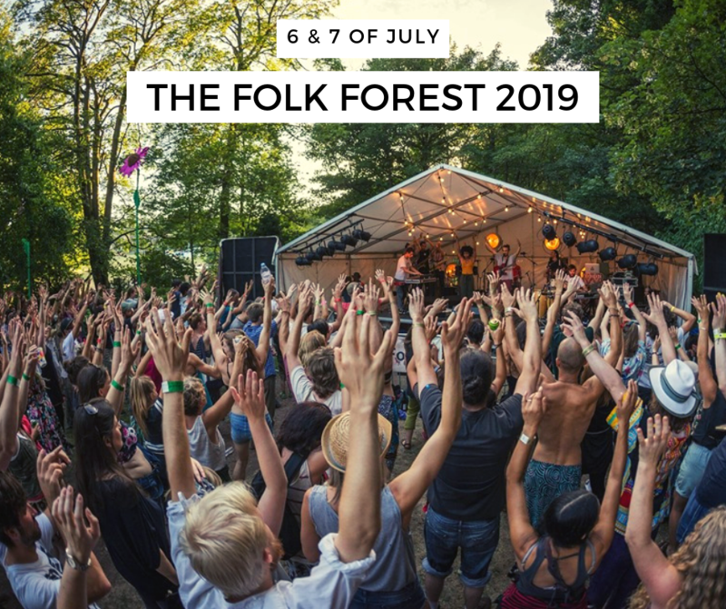 Header the folk forest 2019