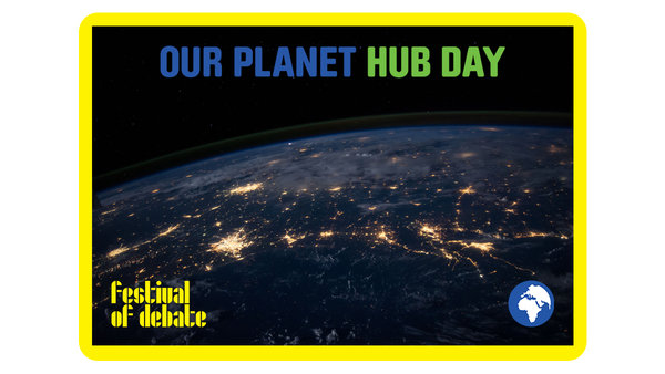 Display our planet hub day 1c