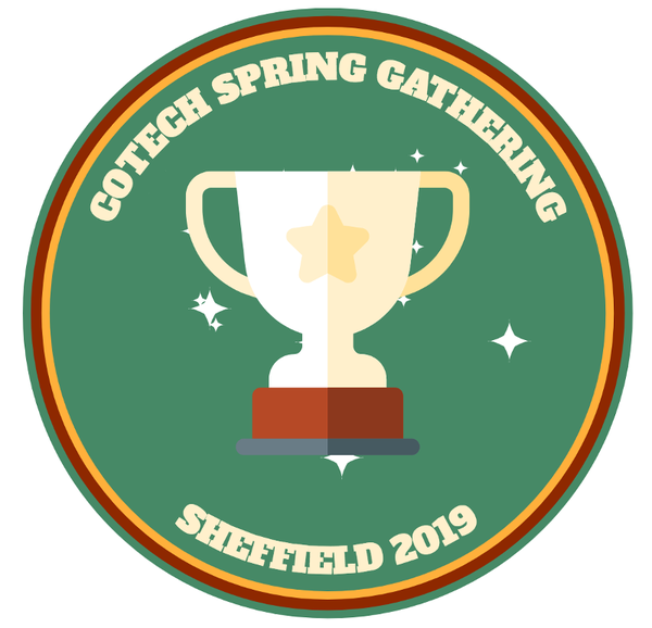 Display cotech spring gathering sheffield 2019