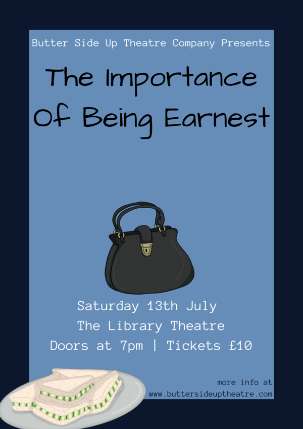 Display the importance of being earnest 2