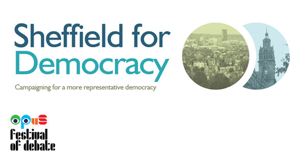 Display sheffield for democracy